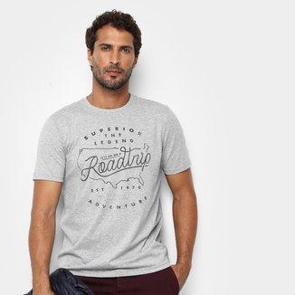 Camiseta Treebo Roadtrip Masculina