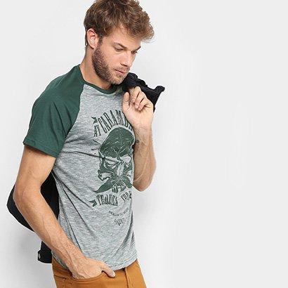 Camiseta TREEBO Sometimes Masculina