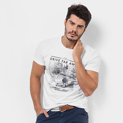 Camiseta TREEBO The Explorer Masculina