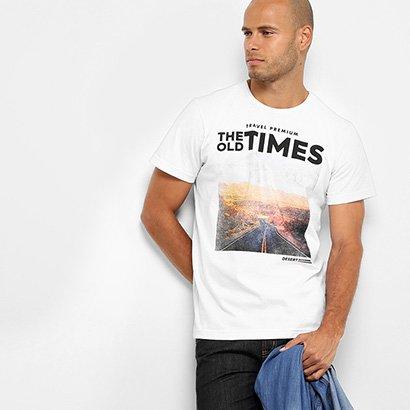 Camiseta Treebo Travel Premium Masculina
