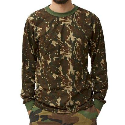 Camiseta Treme Terra Manga Longa