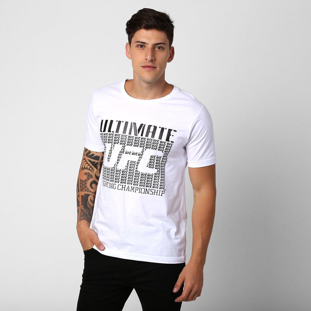 Camiseta UFC S - Compre Agora  38086c857752a
