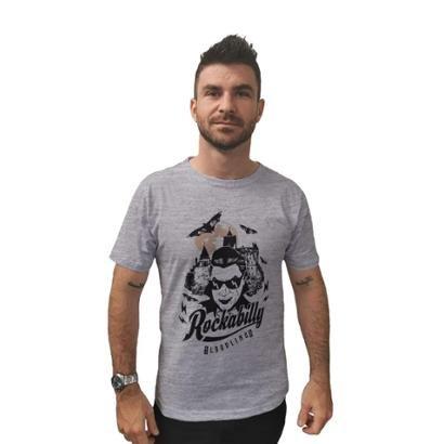 Camiseta Ukkan Rockabilly Masculina