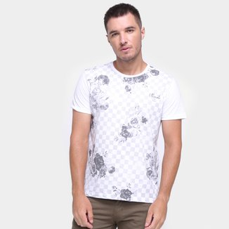 Camiseta Ultimato Estampada Manga Curta Masculina