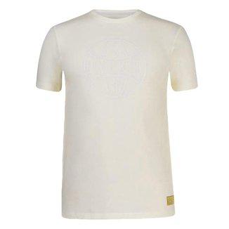 Camiseta Umbro Grêmio Torcedor 2021 Retrô Masculina