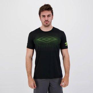 Camiseta Umbro TWR Shape Preta