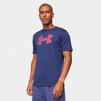 Camiseta Under Armour Big Logo Masculina
