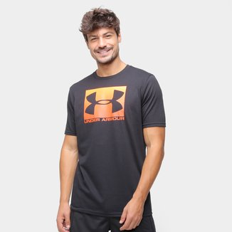Camiseta Under Armour Boxed Sportstyle Masculina