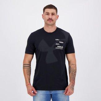 Camiseta Under Armour Breakdown Preta