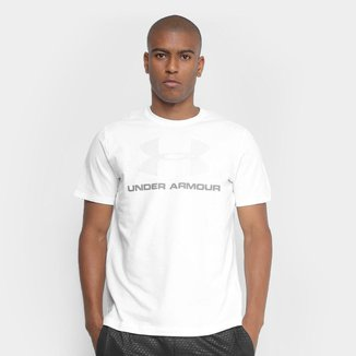 Camiseta Under Armour Cc Sportstyle Logo Masculina