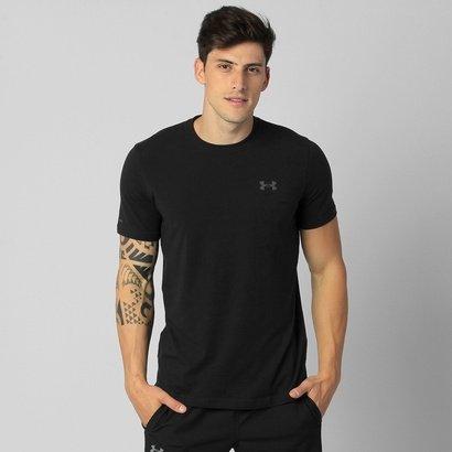e79c52a3a90 Camiseta Under Armour Charged - Compre Agora