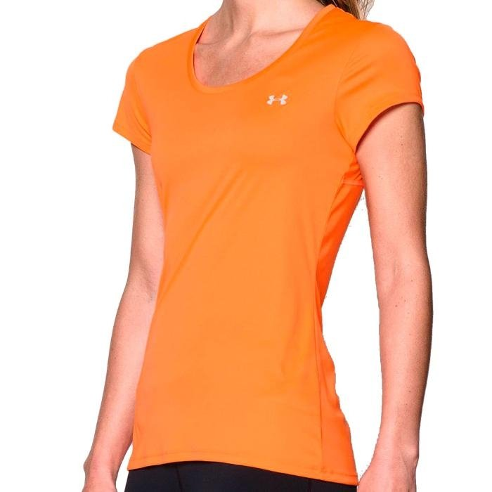 Camiseta Under Armour Laranja Camiseta Flyweight Under Armour Flyweight qz7Tn11a