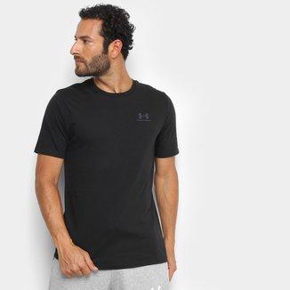 Camiseta Under Armour Left Chest Masculina