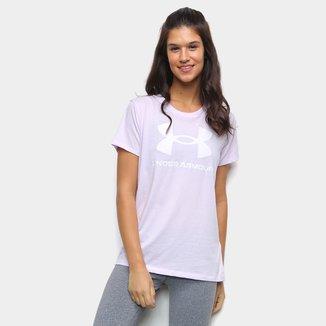 Camiseta Under Armour Live Sports Feminina