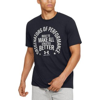 Camiseta  Under Armour Make All Athletes Better Masculina