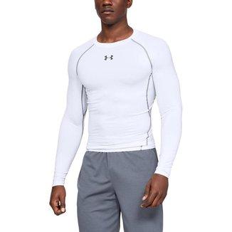 Camiseta Under Armour Manga Longa De Compressão Heatgear Masculina