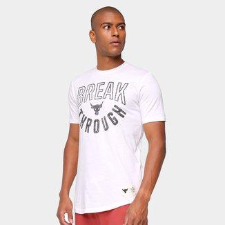 Camiseta Under Armour Project Rock Brak Masculina