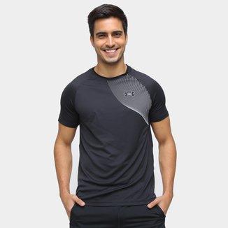 Camiseta Under Armour Qualifer Chill Masculina