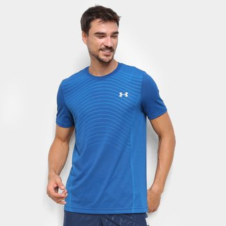 Camiseta Under Armour Seamless Wave Masculina