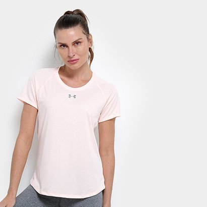Camiseta Under Armour Speed Stride Feminina