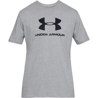 Camiseta Under Armour Sportstyle Logo Masculina