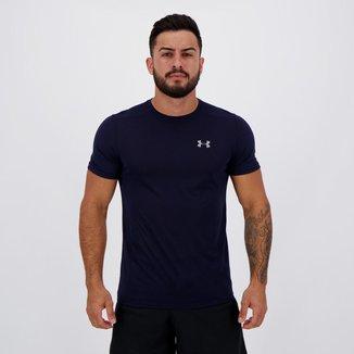 Camiseta Under Armour Streaker 1.0 Marinho