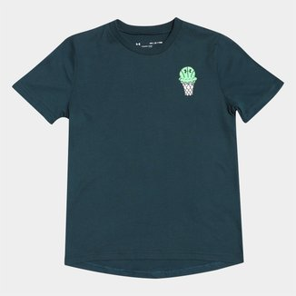 Camiseta Under Armour Summer Vibes Ss Feminina
