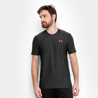 Camiseta Under Armour Supervent Fitted Ss Masculina