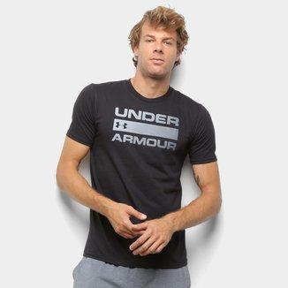 Camiseta Under Armour Team Issue Masculina