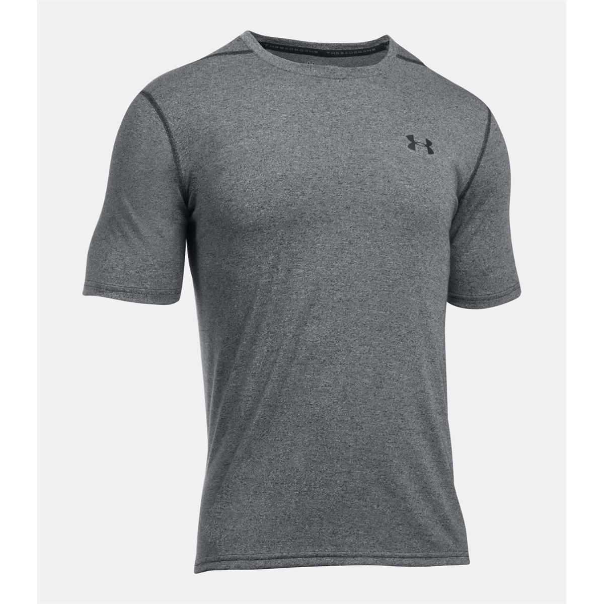 75fe2930f5f6f Camiseta Under Armour Threadborne SS Masculina - Preto - Compre Agora