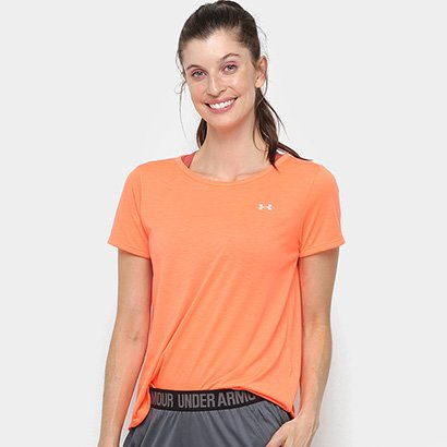 Camiseta Under Armour Whisperlight Feminina - Feminino
