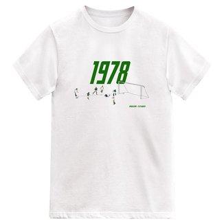 Camiseta Único Campeão Brasileiro do Interior 1978