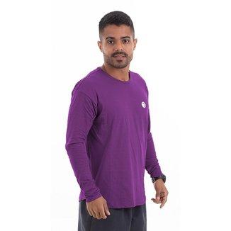 Camiseta UV Manga Longa Masculina