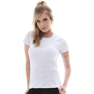 Camiseta UV Protection Feminina Manga Curta UV50+ Secagem Rápida - Verde - GG - Mulher