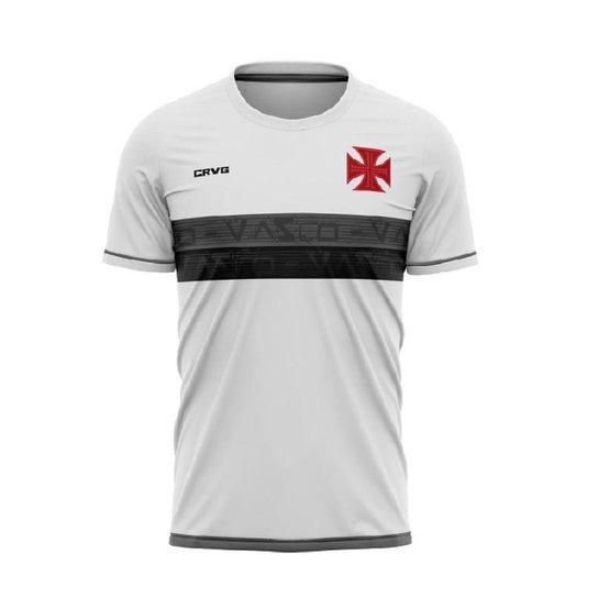 Camiseta Vasco Approval Braziline Infantil - Branca - Branco