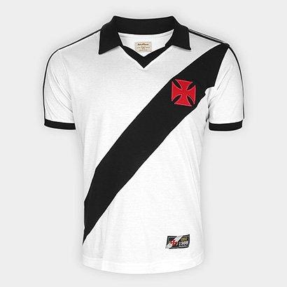 Camiseta Vasco da Gama 1988 nº 13 Especial Masculina