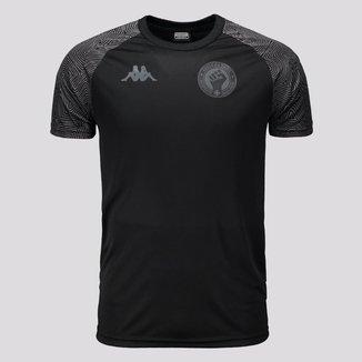 Camiseta Vasco Kappa Respeito e Igualdade Masculina