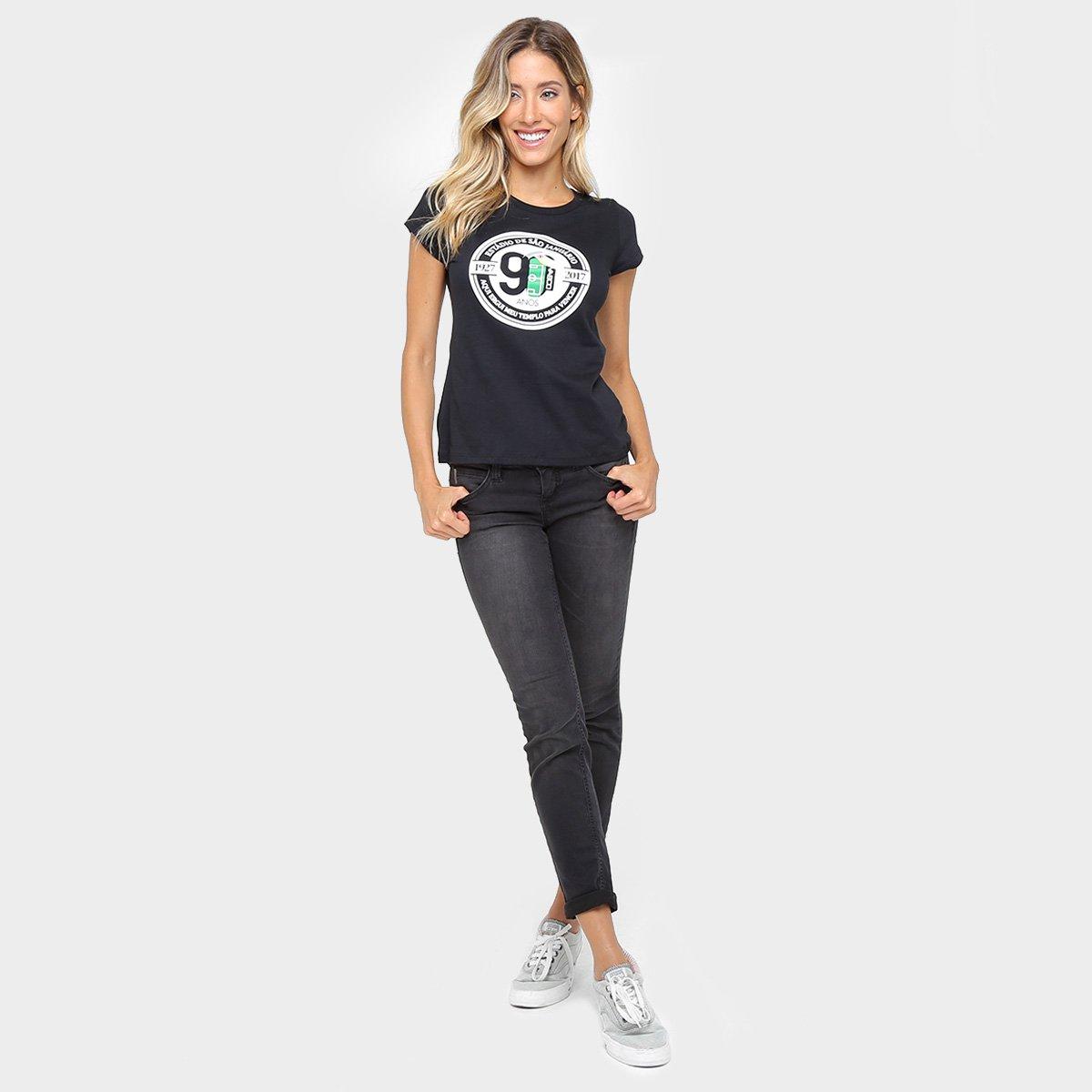 Camiseta Vasco São Januário 90 Anos Feminina - Compre Agora  42385a218c75d