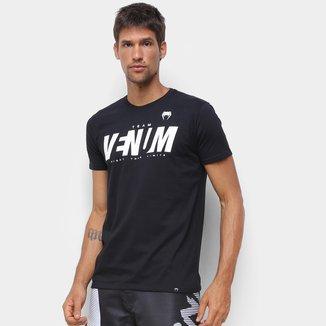 Camiseta Venum Fight Your Limits Masculina