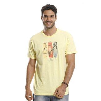 Camiseta VLCS SlimFit Gola Redonda  Masculina