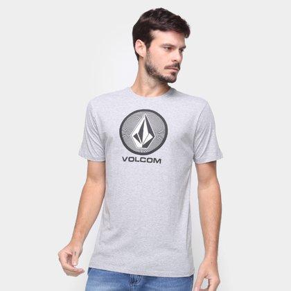 Camiseta Volcom Crypticstone Masculina
