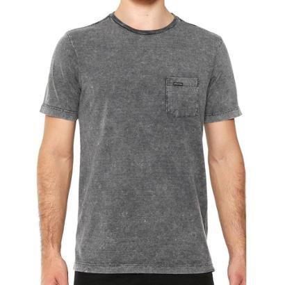 Camiseta Volcom Especial Indigo Pocket
