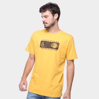 Camiseta Volcom Eye Masculina