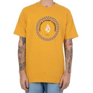 Camiseta Volcom Fused Masculina