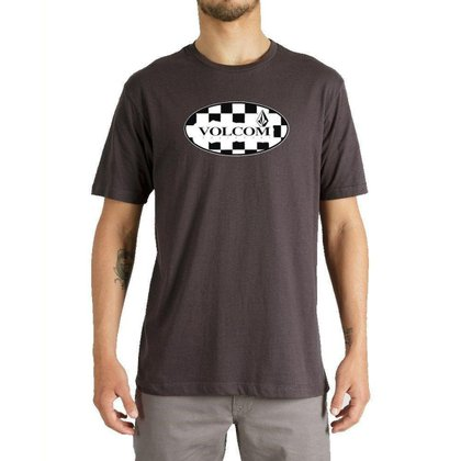 Camiseta Volcom Menial Masculina