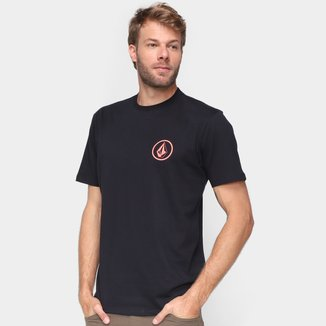 Camiseta Volcom Mini Circle Masculina