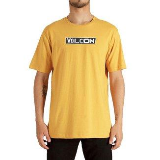 Camiseta Volcom Pist Shane Masculina