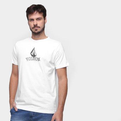Camiseta Volcom Supple Masculina