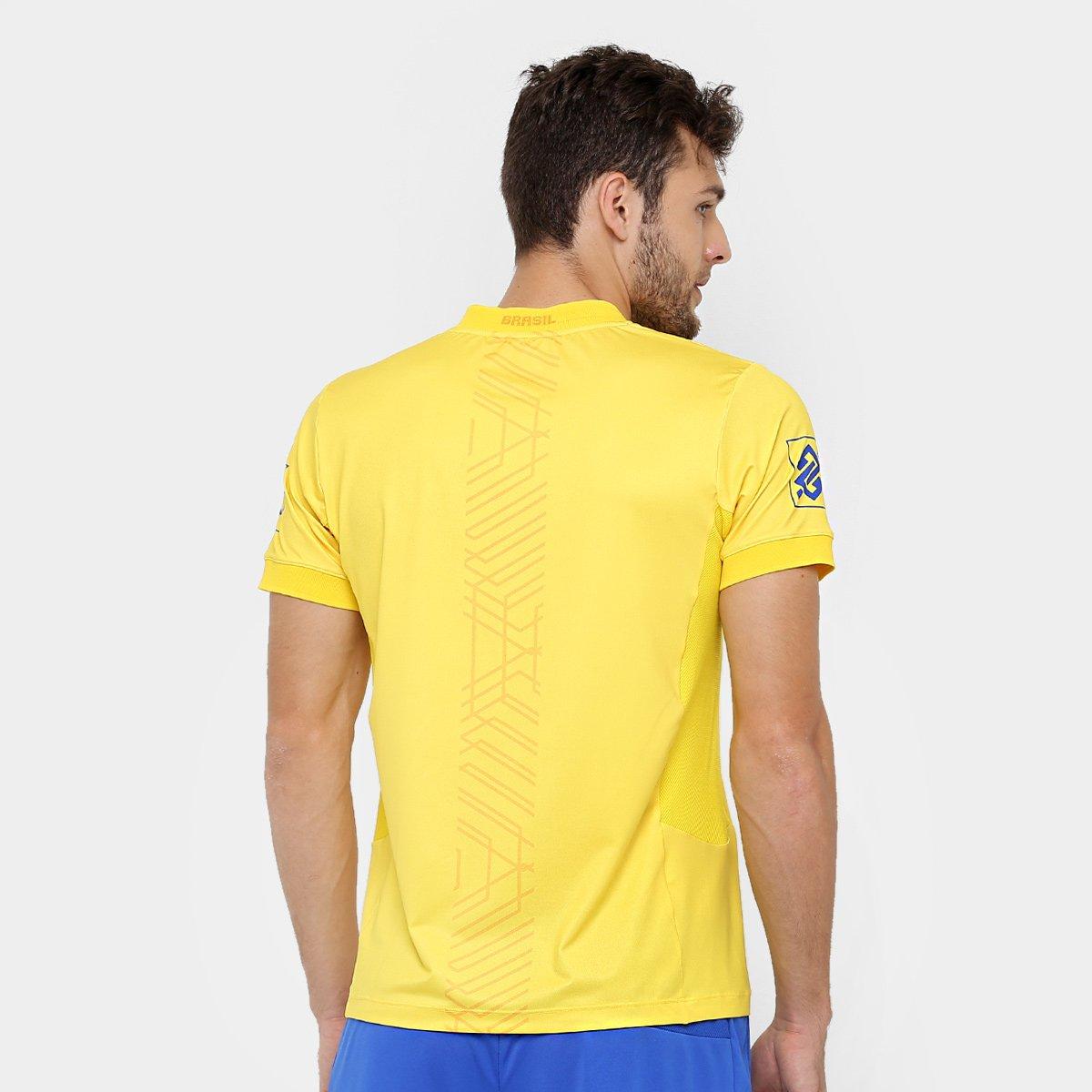 a2e8e1fd74 Camiseta Vôlei Asics Oficial Jogo CBV - Compre Agora