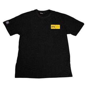 Camiseta WALLS Metrô Preta